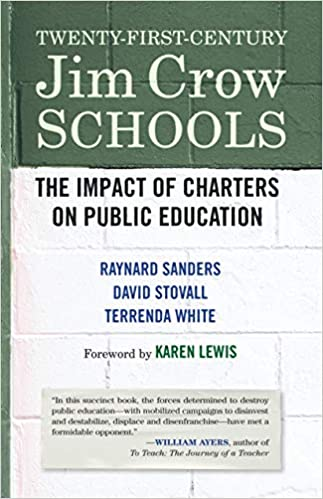 Author Of Fight For Best Charter Public >> Amazon Com Twenty First Century Jim Crow Schools The Impact Of