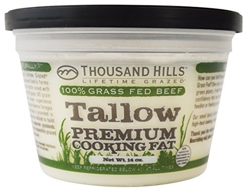 Tallow Premium Cooking Fat by Thousand Hills (Image #3)