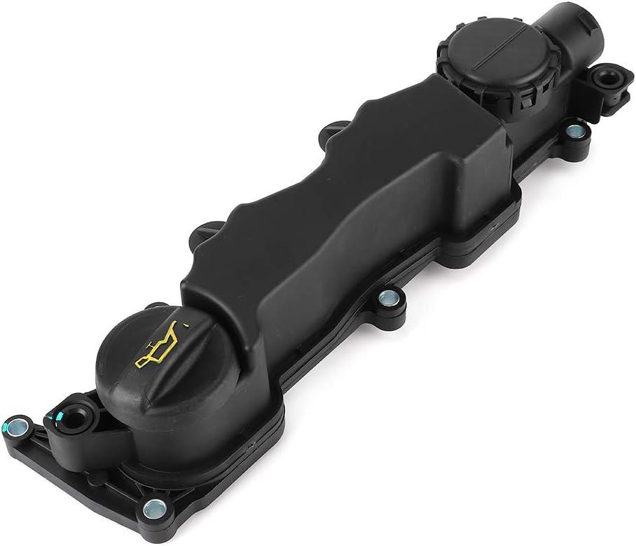 Balanc/ín de v/álvula de motor tapa de balanc/ín y junta aptos para 1.6 HDI Berlingo C2 C3 C4 C5 Xsara 0248L1