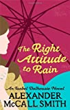 The Right Attitude to Rain by Alexander McCall Smith front cover