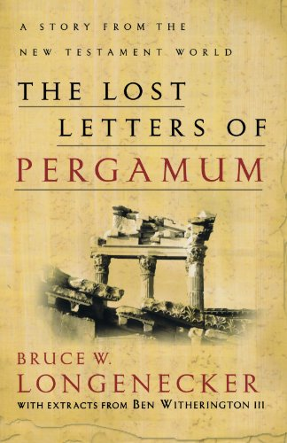 The Lost Letters of Pergamum: A Story from the New Testament World by Brand: Baker Academic