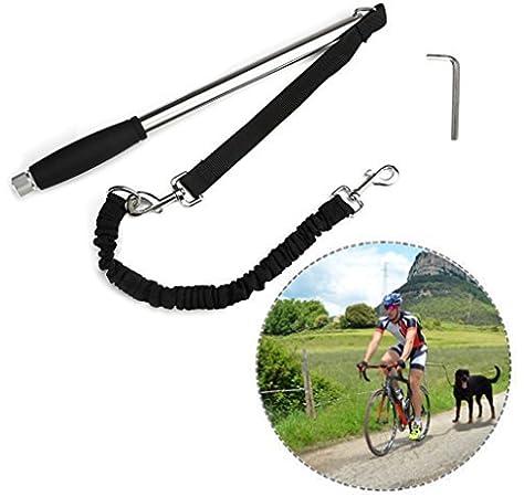 Titular de bicicletas para los separadores de rack moto perro guía para la bici de la bicicleta de la lona titular de la marca PRECORN: Amazon.es: Electrónica