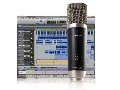 Pro Tools Vocal Studio - The Make-Music-Now Voice Recording Studio (Avid M Audio Pro Tools Recording Studio)