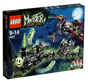 LEGO Monster Fighters - El tren fantasma (9467)