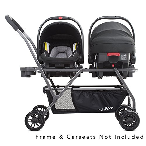 Joovy Twin Roo+ Car Seat Adapter, Graco Snugride Click Connect by Joovy (Image #2)