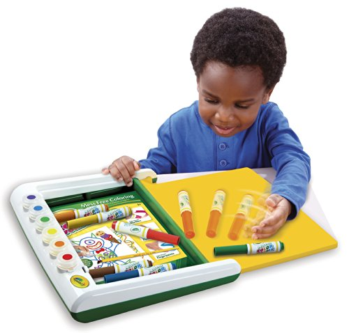 Crayola Color Wonder Mess Free Coloring Desk Buy Online