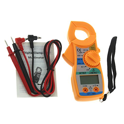 ANENG KT87 Digital Multimeter Clamp Meter Current Clamp Pincers AC/DC Tester