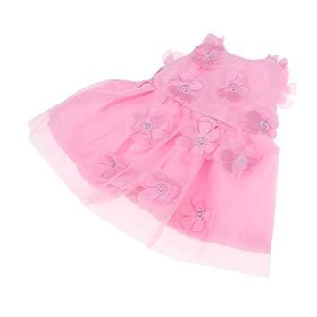 Amazon.es: D DOLITY Premium Mini Falda para Muñecas Regalo ...