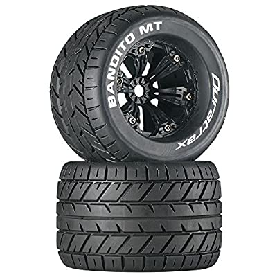 Duratrax MT 3.8 Mounted Tyre (Set of 2)