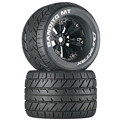 Monster Truck Mt Tires (Duratrax Bandito MT 3.8