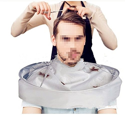 Hair Cutting Cloak Umbrella Cape Salon Barber For Salon And Home Stylists Use