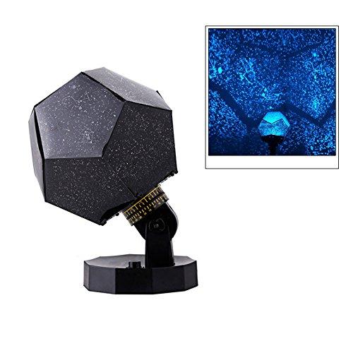 Star Led Light Projector Gadget