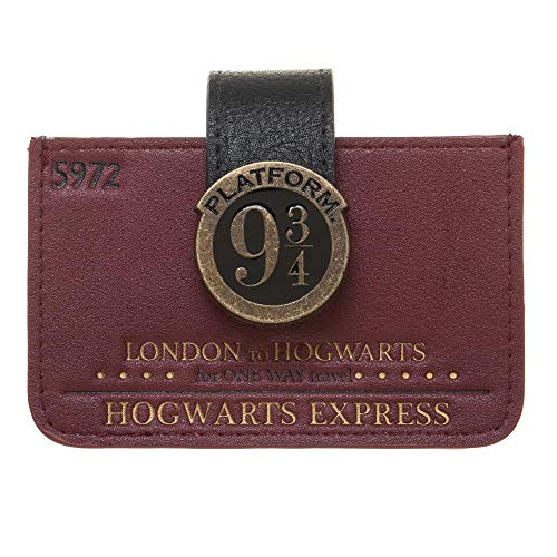 Harry Potter 9 3/4 Card Wallet from Bioworld