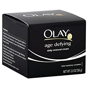 Olay Age Defying Daily Renewal Cream - 2 Oz