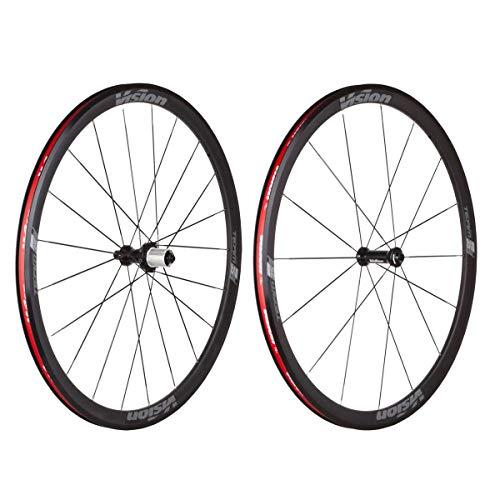 FSA Vision Team 35 Clincher Bicycle Wheel Set - WH-VT-337-710-0093191050