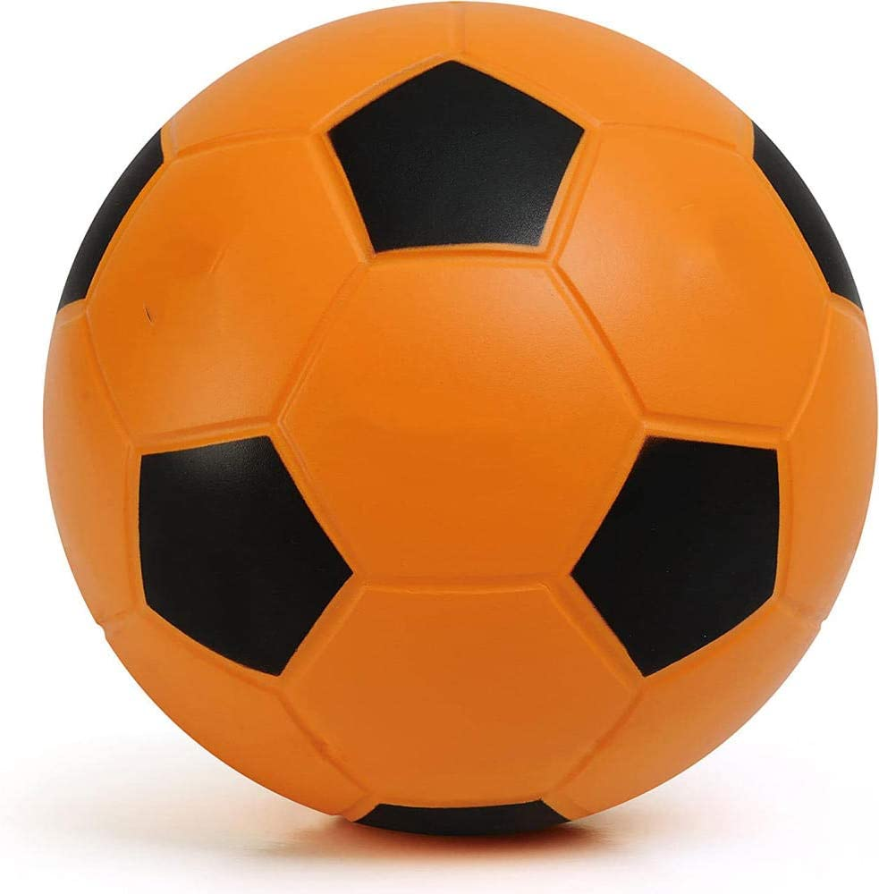 Soft Foam Sponge Footballs for Kids Indoor//Outdoor Children Red//Blue//yellow