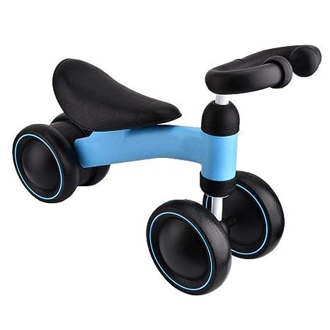 Zerodis- Kids Babies Balance Bike Bicicleta con 2 Ruedas, Sturdy ...