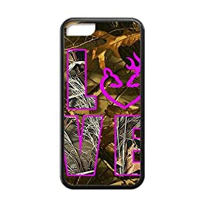 Browning LOVE Cell high-end Phone Case for Iphone 5C for LXR case