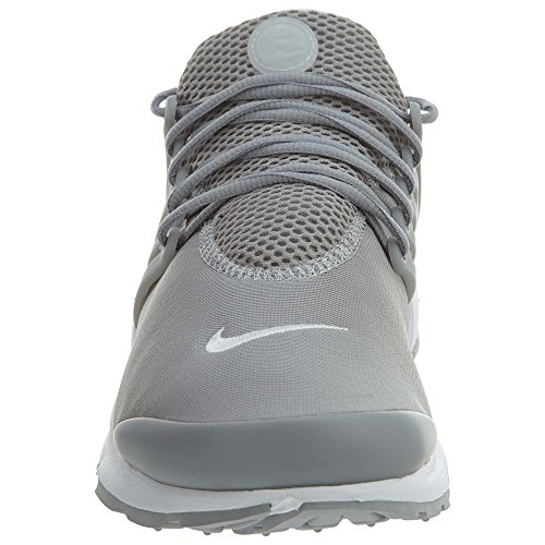 Nike Heren Air Presto Essential Wolf Grijs / Wit