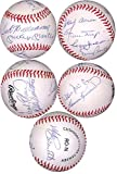 Willie Mays Signed 500 Home Run Club OFC National League Baseball with 11 Signatures- PSA Authenticated