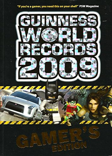 (Guiness World Records 2009 Gamer's Edition)