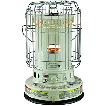 Amazon.com: Dyna-Glo RMC-95C6 Indoor Kerosene Convection Heater ...