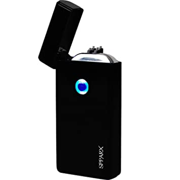 Amazon.de: SPPARX USB Feuerzeug, Lichtbogen Feuerzeug, Technologie ...
