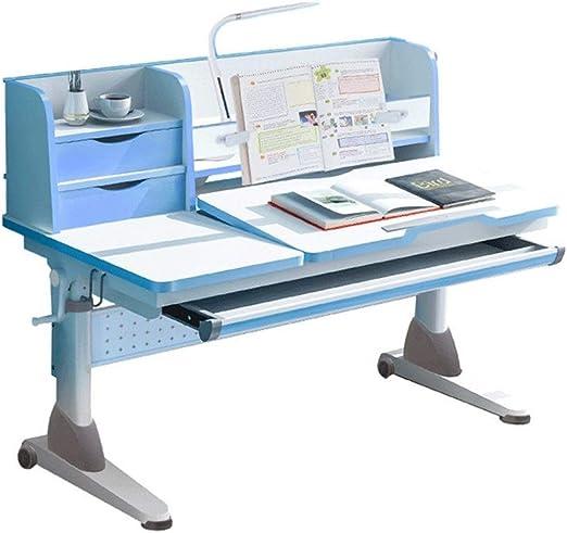 Amazon Com Pnygjcrtxxzy Wooden Kids Desk Student Desk Height