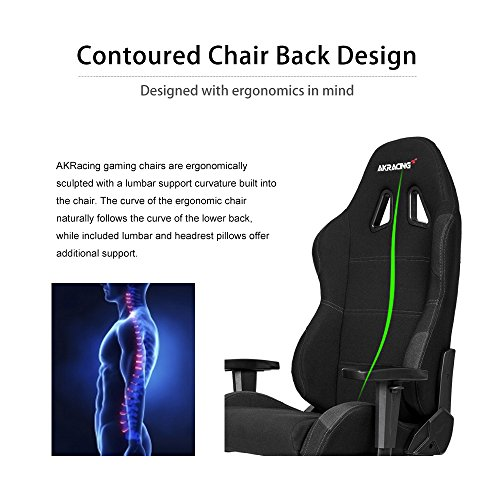 Akracing K 7 Series Premium Gaming Chair With High