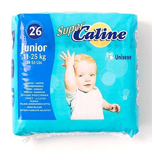Súper Caline unisex junior 26 por paquete: Amazon.es: Salud y cuidado personal