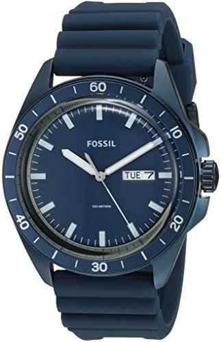 Fossil-Mens-FS5260-Sport-54-Three-Hand-Day-Date-Blue-Silicone-Watch