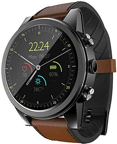 Armbanduhr Smartwatch Mechanische Uhren Saphir Uhr Quarzuhr mit 4G Smart Watch Wifi Netzwerkkarte Multifunktions Femen…