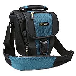Dslr Camera Case Evecase Digital Slr Camera Bag With Shoulder Strap For Mirrorless, Compact System, Micro Four Third, Full Frame, High Power Zoom Digital Camera