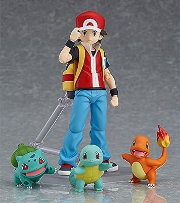 Good Smile Pokemon: Red Figma Action Figure