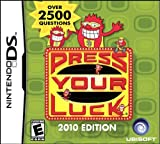 Press Your Luck, 2010 Edition