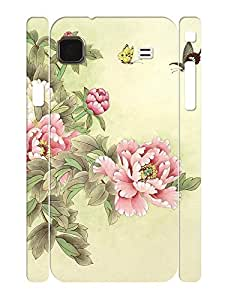 Fashional Natural Series Pattern Hard Plastic Case Cover for Samsung Galaxy S I9000 by lolosakes
