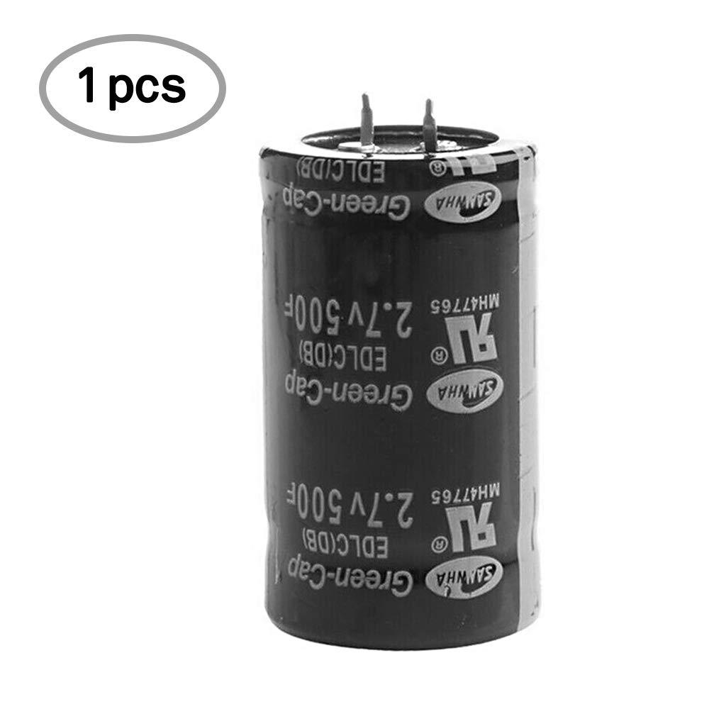 10 st/ücke 2,7 V 500F Kondensatoren Auto Kondensator Farad Kondensator Super Farad Kondensator 35 60mm