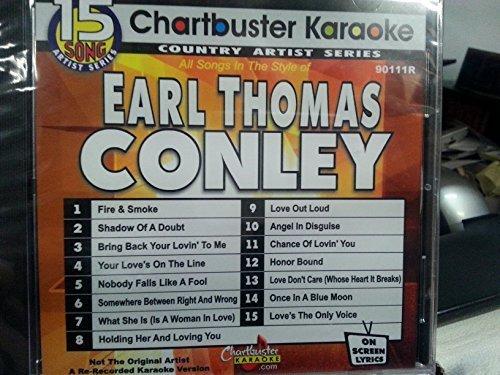 Pro Artist: Earl Thomas Conley by Earl Thomas Conley (2004-01-01)