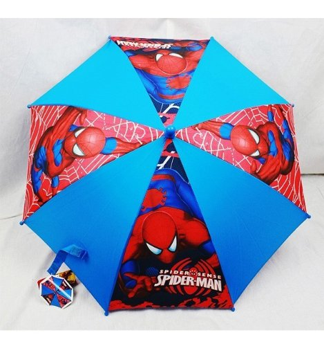 Umbrella - Marvel - Spidermand - Spiderman (Red/Blue) Kids New Gift Toys sp6684-2