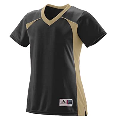 Augusta Activewear Girls Victor Replica Jersey