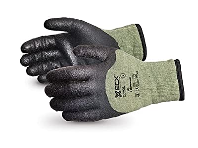 Emerald CX® Cut-Resistant Kevlar®/Steel Winter Glove with PVC Palm