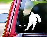 Ice Hockey Player V3 vinyl dec