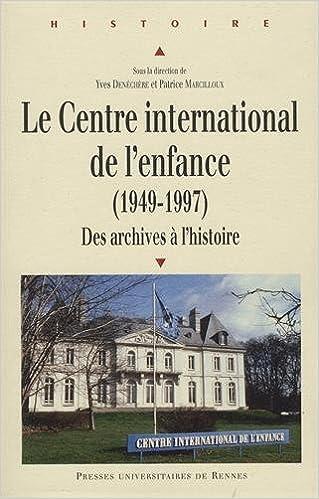 """Résultat de recherche d'images pour """"centre international de l'enfance livre"""""""