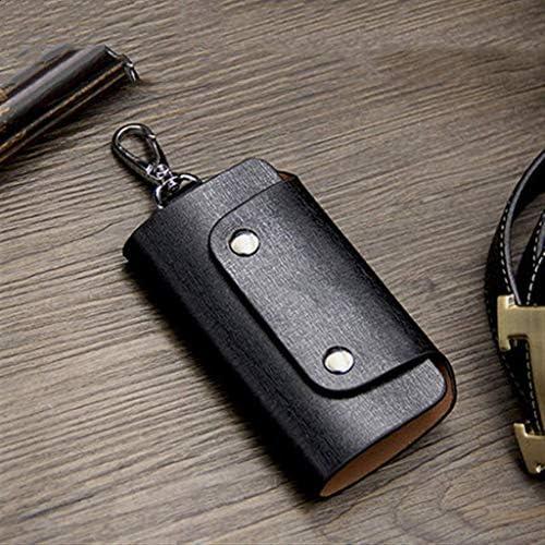 車のキーカバー、キーバッグメンズウエストぶら下げキー収納袋小シンプルなファッション車のキーケース