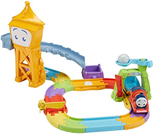 Fisher-Price My First Thomas & Friends, Railway Pals Mountain Adventure