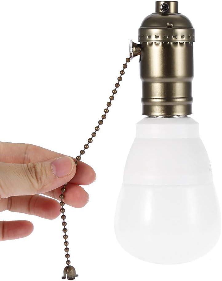 Alinory Support de Douille de Base de Lampe de Style Vintage pour Lampe r/étro E26 E27 /à vis