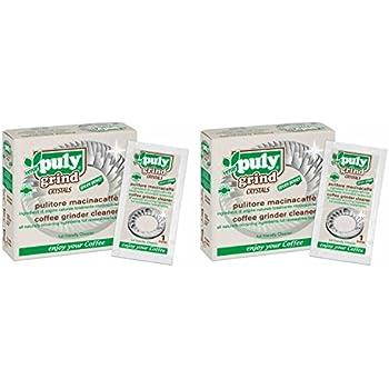 Amazon.com: Puly Grind Espresso molinillo de café limpiador ...