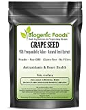 Grape Seed - 95% Procyanidolic Value - Natural Seed Powder Extract (VIT is vinifera), 5 kg