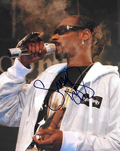 Snoop Dogg, American Rapper, Record Producer, Signed, Autographed, 8x10 Photo, a COA Will Be Included=STAR