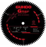 DCT (Special Projects) 2400.100W80 10 -Inch 80 Negative Hook Teeth Carbide Tipped Fine Crosscut Circular Saw Blade